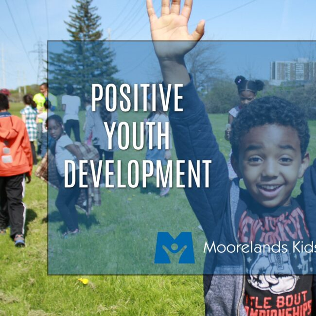 What is positive youth development?