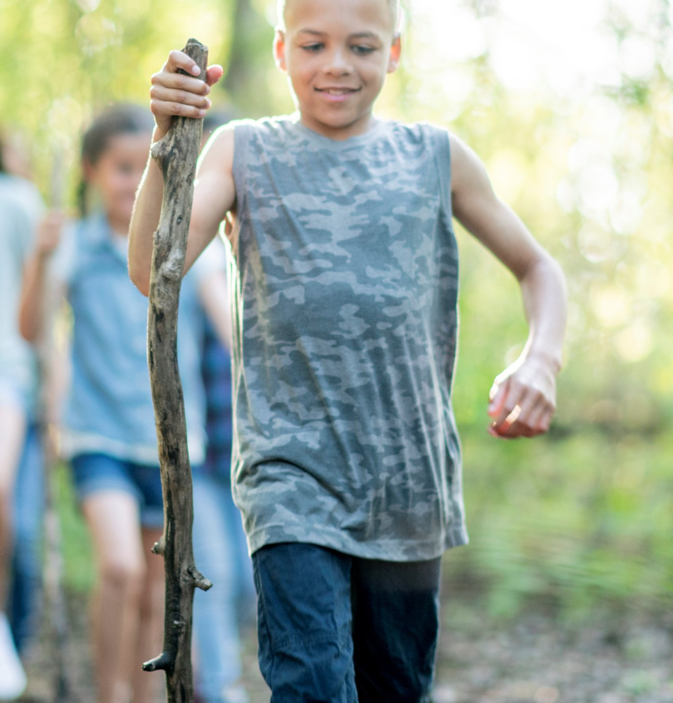 Executive Director's report: Let's Send kids to camp