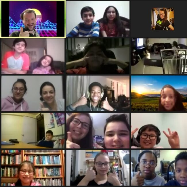 Moorelands Virtual Camp Exceeds Expectations!