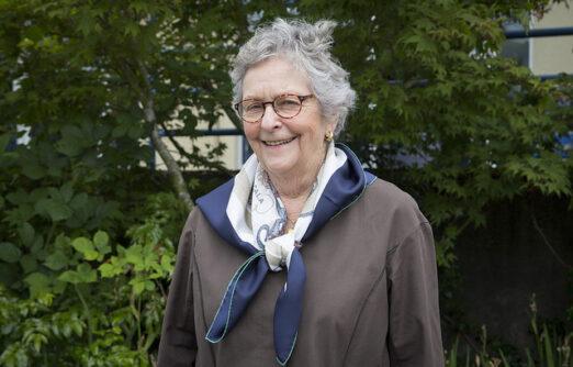 Former Board, Marilyn Pattison
