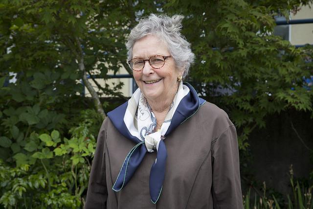 Meet Former Board Member, Marilyn Pattison